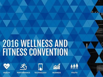 2016 Wellness and Fitness Convention